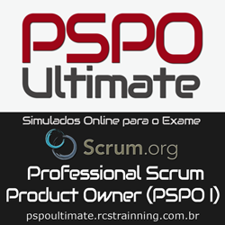 PSPO Ultimate Simulados Scrum Product Owner Certificação PSPO I